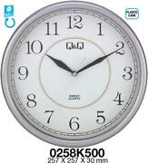 Citizen Wall Clock