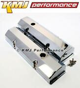 SBC Aluminum Valve Covers
