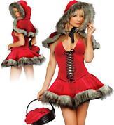 Ladies Santa Outfit