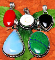LOVELY REAL STONE RINGS & NECKLACES - GREAT Gifts