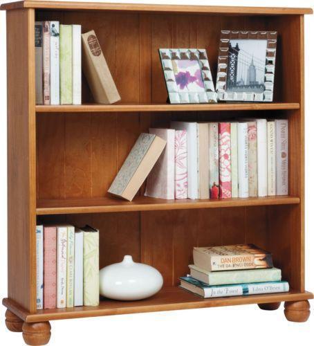Small Pine Bookcase Ebay