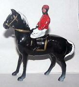 Vintage Horse Jockey