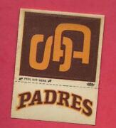 Fleer Cloth Patches