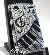 Blackberry Curve 8520 Crystal Case