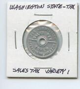 State of Washington Tax Token