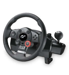 Logitech Driving Force GT Wheel (For PC)