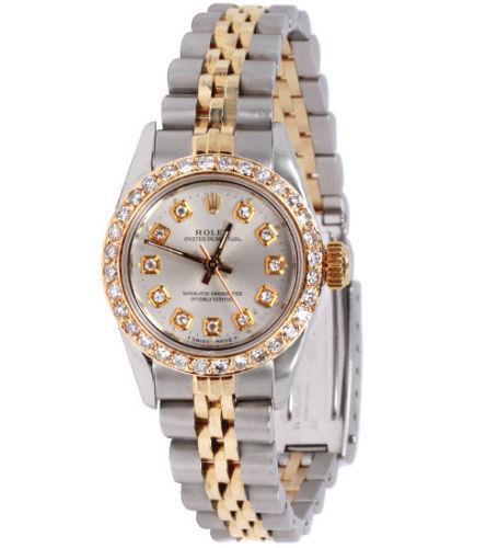 Ladies Rolex Oyster Perpetual Ebay