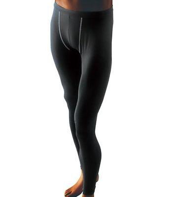 Power Stretch Tights (POWER STRETCH INNER TIGHTS BODY TOUGHNESS Black JW-162)