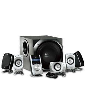 Logitech Z-5500 5.1 THX Certified Digital Speaker System