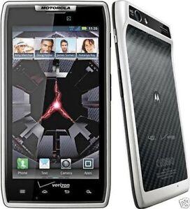 Motorola DROID RAZR XT912 RESET