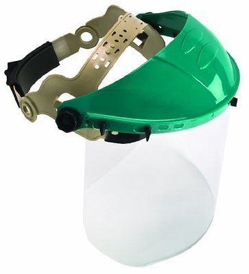 MSA Safety Works 641817021569 Full Face Shield