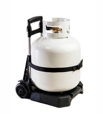 Sunstone Propane Tank Carrier - Happy -