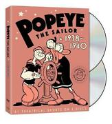 Popeye The Sailor DVD