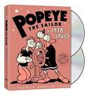 Popeye The Sailor DVD
