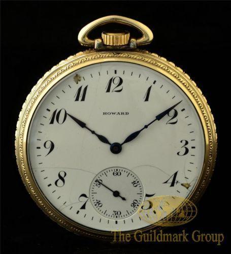 Howard Pocket Watch