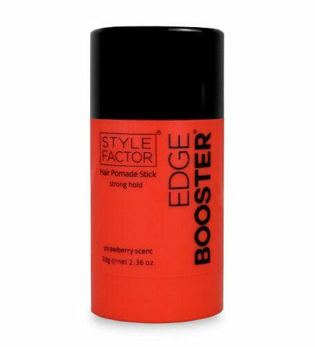 Style Factor Edge Booster Hair Pomade Stick 2.36OZ #STRAWBER