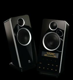Logitech interactive Z-10 speakers