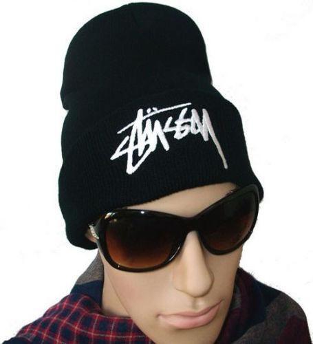 stussy beanie hats ebay