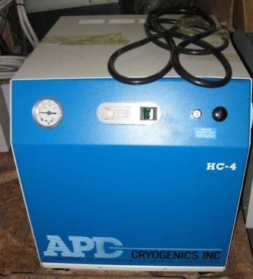 Apd Cryogenic Helium Cooler Pump Hc4