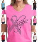 Hanes T-Shirt Women's Breast Cancer Tops