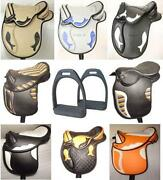 Treeless Horse Saddles