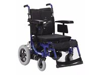 "Used Enigma Electric Wheelchair 16"" + Free Accessories £900 (Negotiations welcome)"