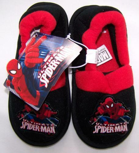 00901d4989c Spiderman Slippers  Clothing