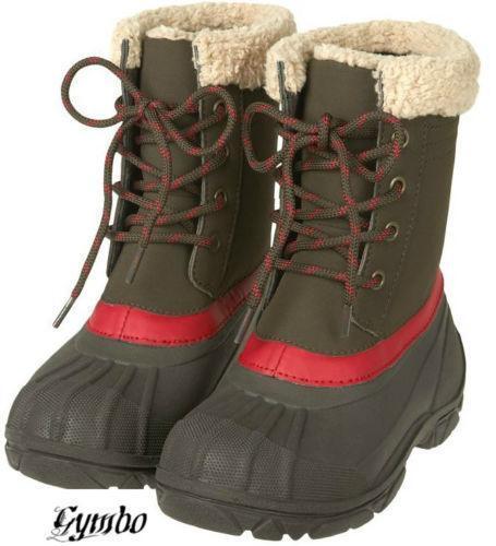 Toddler Boys Snow Boots Size 9 | eBay