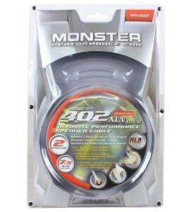 Monster Audio Cable Ebay