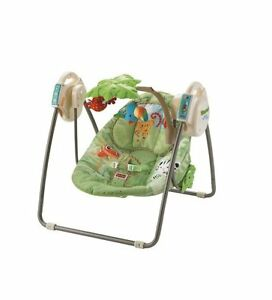 Fisher Price Rainforest Travel swing