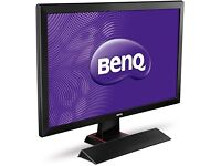 BenQ RL2455HM 24 inch Gaming Monitor (for Console e-Sports, 1 ms Response Time)
