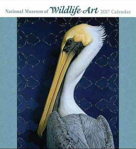 National Museum of Wildlife Art 2017 Wall Calendar 9780764974519