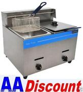 Countertop Gas Fryer