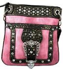 Western Cross Body Purse