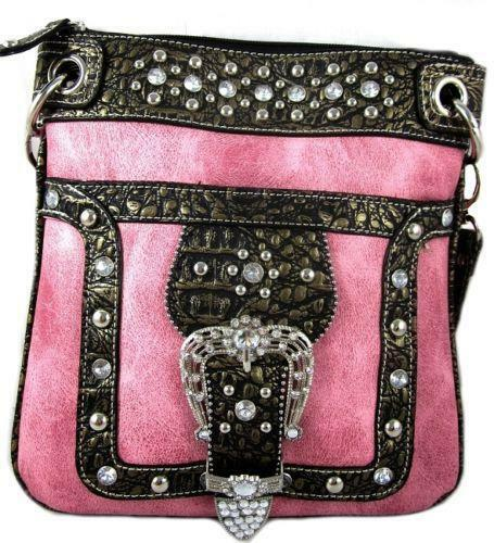 abbfe493e1 Western Cross Body Purse