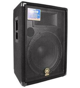Yamaha speakers ebay for Yamaha speakers price