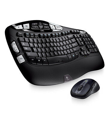 Logitech MK550 RF Wireless Malignant Keyboard and Mouse 2.4GHz - US Layout
