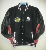 Dale Earnhardt Jr Leather Jacket