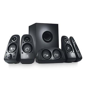 New Logitech Z506 5.1CH Surround Sound Speakers System