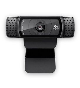 Logitech C920 Webcam (HD)