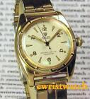 Rolex Bubbleback Gold