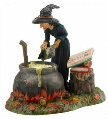 Department 56 Halloween Village FIRE BURN & CAULDRON BUBBLE 4030764 Dept 56 BNIB