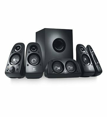 (Logitech Z506 5.1 Surround Sound Speaker System)