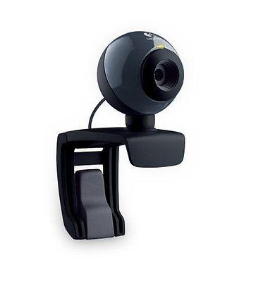 Logitech WebCam C160  Video Camera USB Web c160 Auto Noise Correct