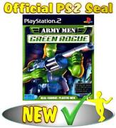 PS2 Army Games