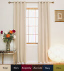 Window Treatment Sets with Grommet Curtains