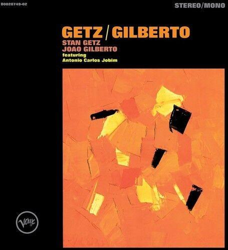 Stan Getz - Getz/Gilberto: 50th Anniversary [New CD]