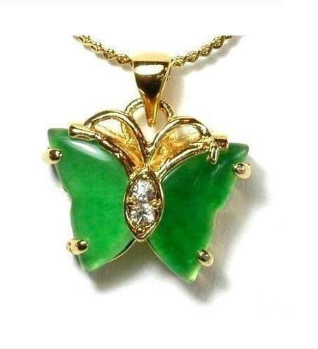jewelry dragon yellow full antique jadeite necklace item pebble jade pendant