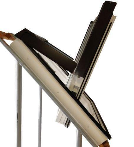 dachfenster mit eindeckrahmen ebay. Black Bedroom Furniture Sets. Home Design Ideas