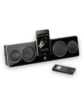 Logitech Pure-Fi Anywhere 2 Compact Docking Speakers for iPod
